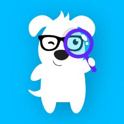 ✅ HelloWoofy.com 🚀 logo