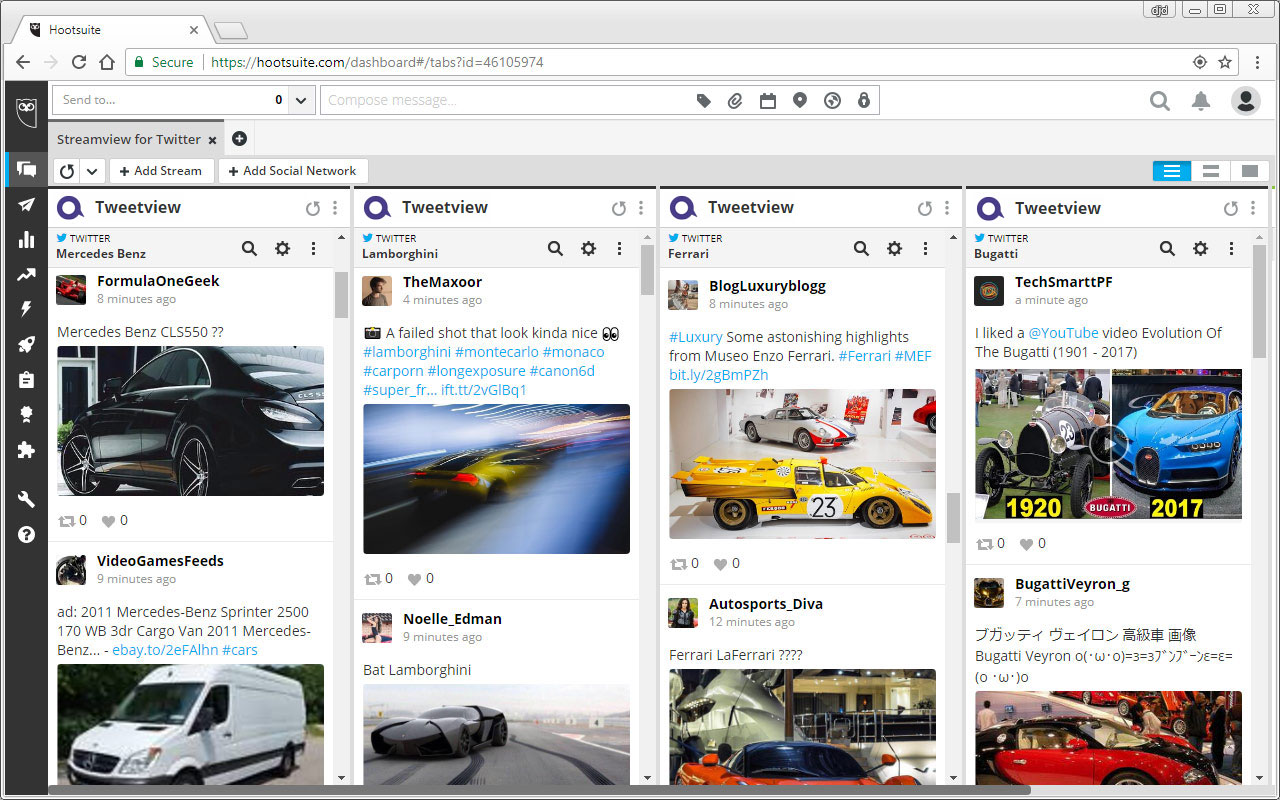 Tweetview SCREENSHOT